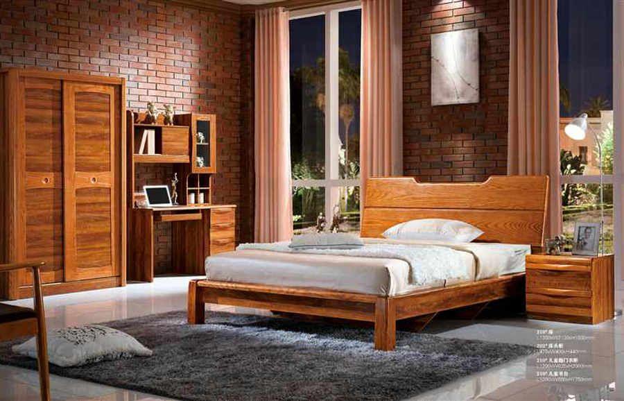 恋尚生活时尚新款板木结合系列家具