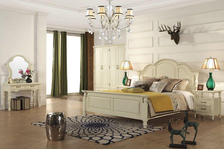 推荐白蜡木美式畅销款系列实木家具