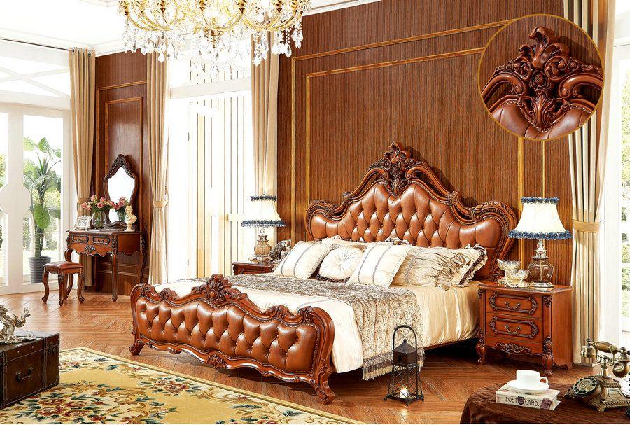 推荐新款欧式精雕实木系列家具厂价直销!